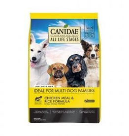 CANIDAE PET FOODS CANIDAE DOG CHICKEN & RICE 30#