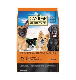 CANIDAE PET FOODS CANIDAE DOG LAMB & RICE 15LBS