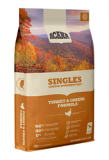 CHAMPION PET FOOD ACANA DOG SINGLES TURKEY & GREENS 13LBS