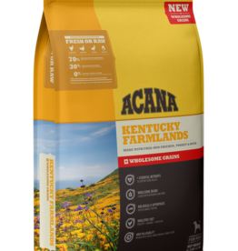 CHAMPION PET FOOD ACANA KENTUCKY FARMLANDS WHOLESOME GRAINS 11.5LBS