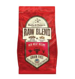 STELLA & CHEWY'S LLC STELLA & CHEWY'S DOG RAW BLEND RED MEAT 3.5#