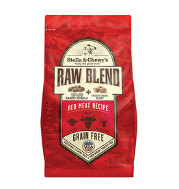 STELLA & CHEWY'S LLC STELLA & CHEWY'S DOG RAW BLEND RED MEAT 22LBS