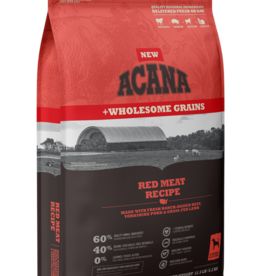 CHAMPION PET FOOD ACANA RED MEAT & GRAINS 11.5LBS