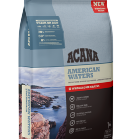 CHAMPION PET FOOD ACANA AMERICAN WATERS WHOLESOME GRAINS 4LBS