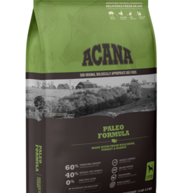 CHAMPION PET FOOD ACANA HERITAGE PALEO FORMULA 4.5LBS