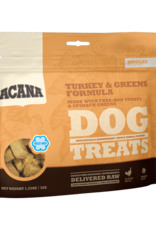 CHAMPION PET FOOD ACANA TURKEY & GREENS TREAT 3.25OZ