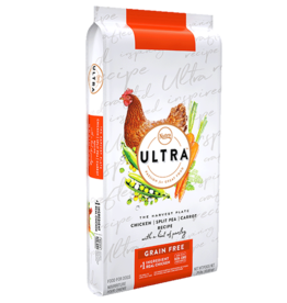 NUTRO PRODUCTS  INC. NUTRO ULTRA GRAIN FREE CHICKEN 24LBS