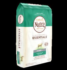 NUTRO PRODUCTS  INC. NUTRO WHOLESOME ESSENTIALS SENIOR LAMB & RICE 30LBS