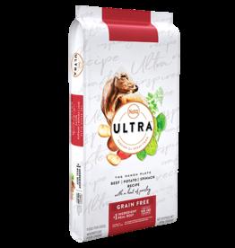 NUTRO PRODUCTS  INC. NUTRO ULTRA GRAIN FREE BEEF 24LBS
