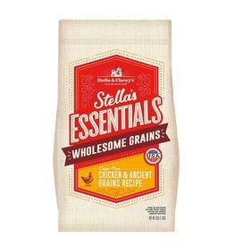 STELLA & CHEWY'S LLC STELLA'S ESSENTIALS ANCIENT GRAINS CHICKEN 3#
