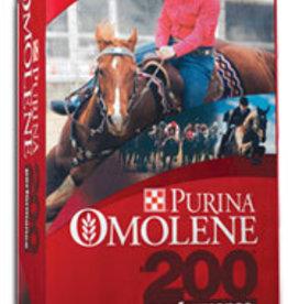 PURINA MILLS, INC. OMOLENE 200 50LBS
