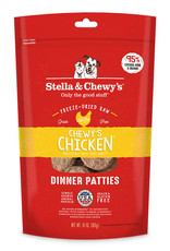 STELLA & CHEWY'S LLC STELLA & CHEWY'S FREEZE DRIED CHICKEN PATTIES 15OZ