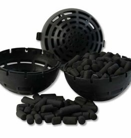 PENTAIR AQUATICS BIO-MATE CARBON FILLED BIO BALLS