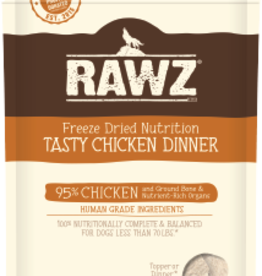 RAWZ RAWZ DOG FREEZE DRIED CHICKEN 14OZ