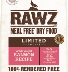 RAWZ RAWZ DOG LID SALMON 20#