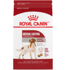 ROYAL CANIN ROYAL CANIN MEDIUM ADULT 17LBS