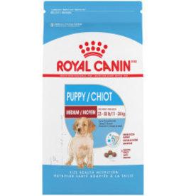ROYAL CANIN ROYAL CANIN DOG MEDIUM PUPPY 17LBS