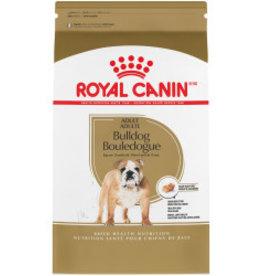 ROYAL CANIN ROYAL CANIN DOG BULLDOG 30LBS