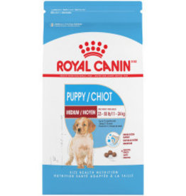 ROYAL CANIN ROYAL CANIN DOG MEDIUM PUPPY 30LBS