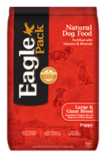 WELLPET LLC EAGLE PACK PUPPY LARGE & GIANT BREED 30LBS