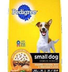 MARS PET CARE PEDIGREE SMALL DOG CHICKEN RICE VEGETABLE 15.9#