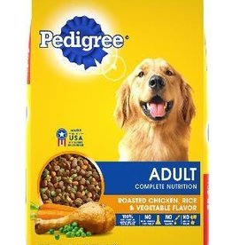 MARS PET CARE PEDIGREE DOG ADULT CHICKEN RICE VEGETABLE 50#