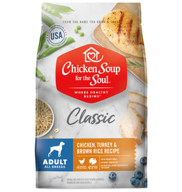 DIAMOND PET FOODS CHICKEN SOUP DOG ADULT 28#