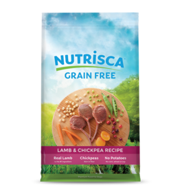 DOGSWELL, LLC NUTRISCA DOG LAMB & CHICKPEA 28#