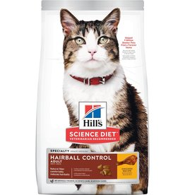HILL'S HILL'S SCIENCE DIET FELINE HAIRBALL ADULT 7lbs