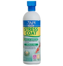 MARS FISHCARE NORTH AMERICA IN POND STRESS COAT 16 OZ.