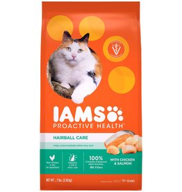 IAMS COMPANY IAMS CAT HAIRBALL 3.5LBS