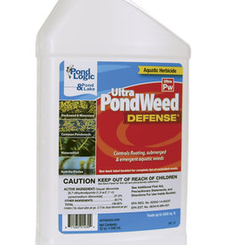 POND LOGIC & POND LAKE ULTRA PONDWEED DEFENSE 32 OZ