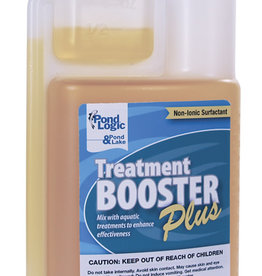 POND LOGIC & POND LAKE POND LOGIC TREATMENT BOOSTER 16 OZ