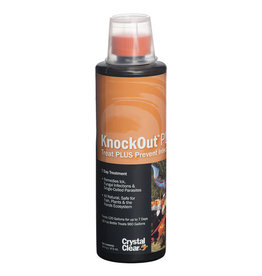 CRYSTAL CLEAR POND KNOCKOUT PLUS 16 OZ