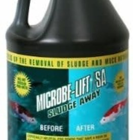 ECOLOGICAL LABS POND ML SLUDGE AWAY 1 GAL