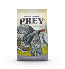 DIAMOND PET FOODS TASTE OF THE WILD CAT PREY TURKEY 15LBS