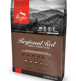 ORIJEN ORIJEN CAT REGIONAL RED 12OZ