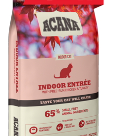 CHAMPION PET FOOD ACANA CAT INDOOR ENTREE 4LBS