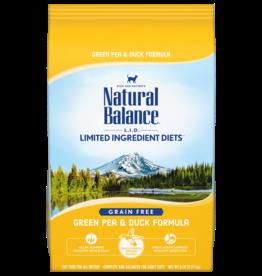 NATURAL BALANCE PET FOODS, INC NATURAL BALANCE CAT GREEN PEA & DUCK 10LBS