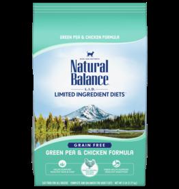 NATURAL BALANCE PET FOODS, INC NATURAL BALANCE CAT GREEN PEA & CHICKEN 10LBS