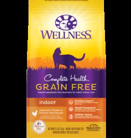 WELLPET LLC WELLNESS CAT COMPLETE HEALTH GRAIN FREE INDOOR CHICKEN 2.25LBS