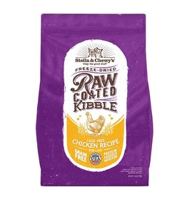 STELLA & CHEWY'S LLC STELLA & CHEWY'S CAT RAW COATED CHICKEN 5LBS