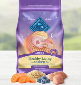 BLUE BUFFALO COMPANY BLUE BUFFALO CAT HEALTHY LIVING CHICKEN ADULT 7LBS
