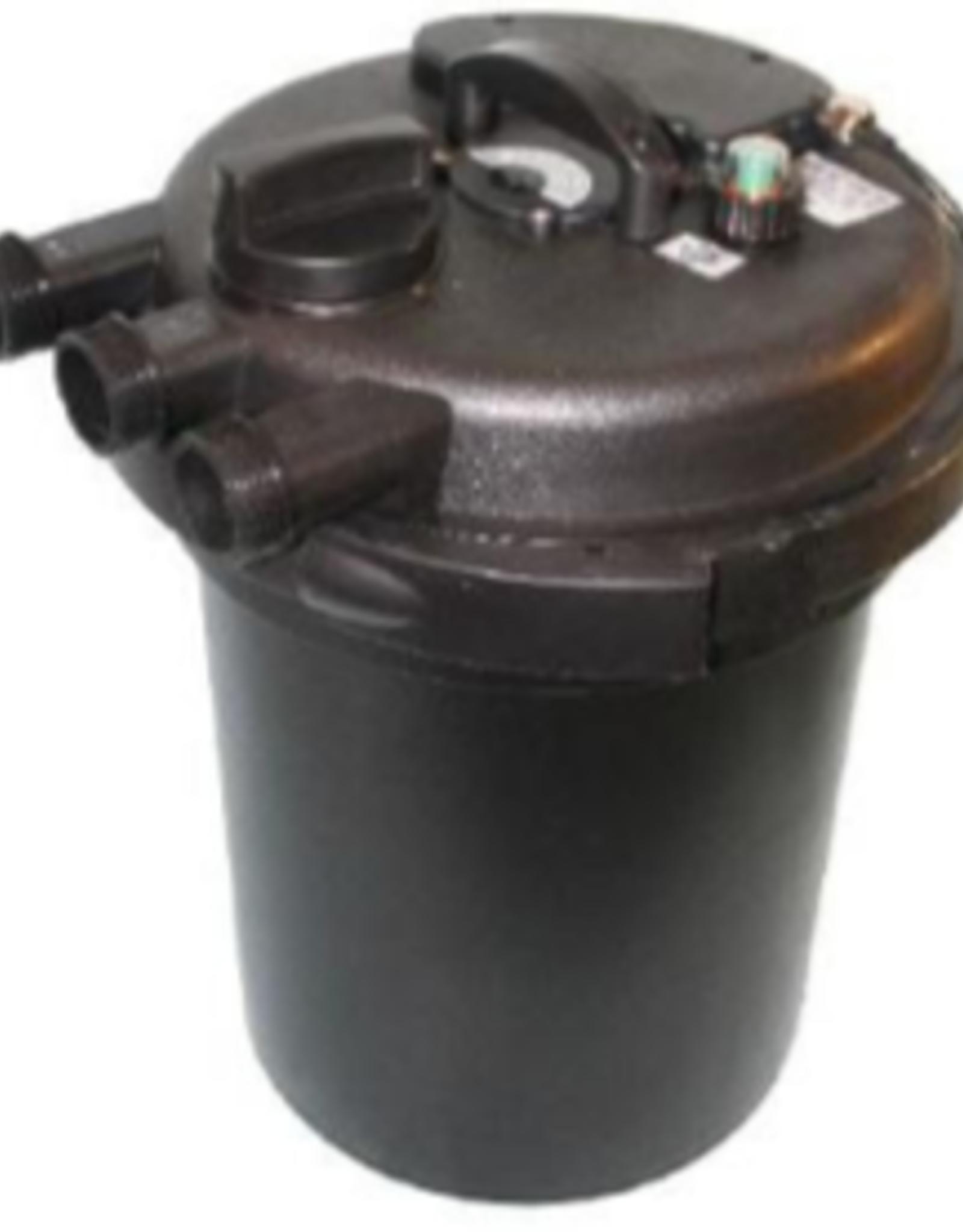 EZ-3000 PRESS FILTER W/ 18W UVC