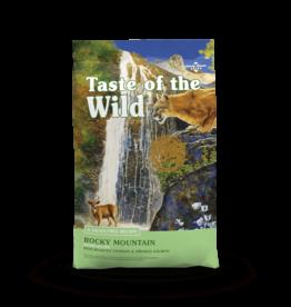 DIAMOND PET FOODS TASTE OF THE WILD CAT ROCKY MOUNTAIN 5LBS