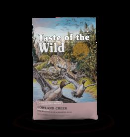 DIAMOND PET FOODS TASTE OF THE WILD CAT LOWLAND CREEK 5LBS