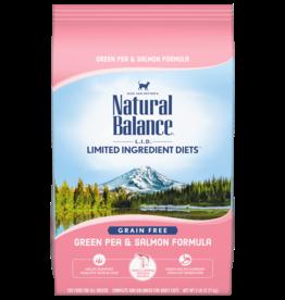 NATURAL BALANCE PET FOODS, INC NATURAL BALANCE CAT GREEN PEA & SALMON 10LBS