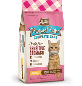 MERRICK PET CARE, INC. MERRICK CAT PURRFECT BISTRO SENSITIVE STOMACH 4LBS