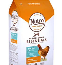 NUTRO PRODUCTS  INC. NUTRO CAT INDOOR CHICKEN 5#