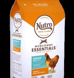 NUTRO PRODUCTS  INC. NUTRO CAT INDOOR CHICKEN 3#
